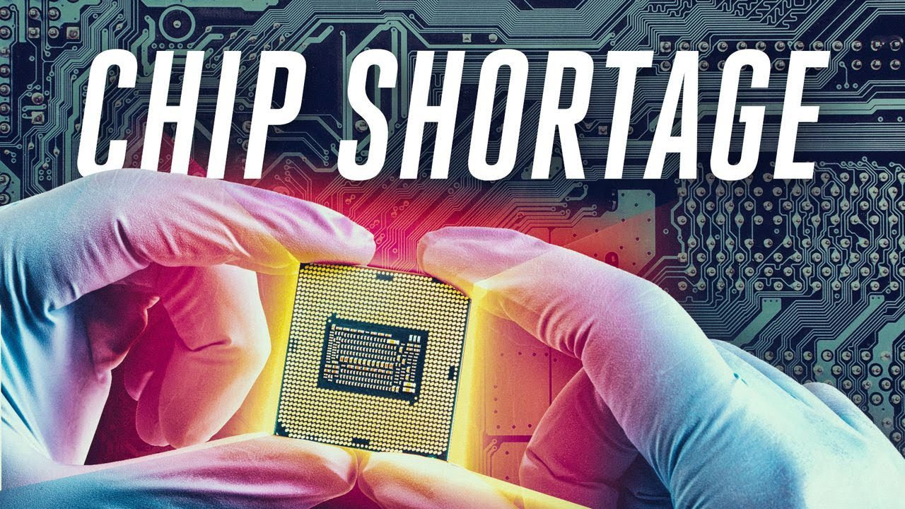 chip shortage for computers in kenya